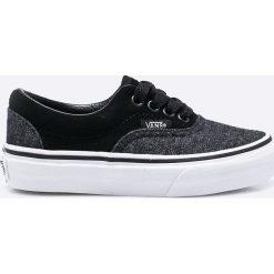 Vans - Tenisówki dziecięce Era. Szare buty sportowe chłopięce marki Vans, z gumy, na sznurówki. W wyprzedaży za 169,90 zł.