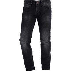 Denham RAZOR Jeansy Slim Fit black denim. Niebieskie jeansy męskie relaxed fit marki Criminal Damage. W wyprzedaży za 440,30 zł.