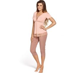 Piżamy damskie: Luksusowa damska piżama Estera