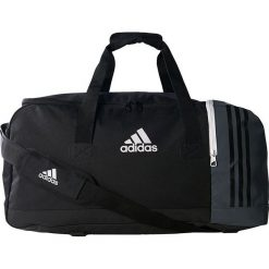Torby podróżne: Adidas Torba sportowa Tiro Team Bag Medium 45 Black/Dark Grey/White (S98392)