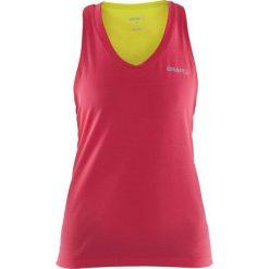Bluzki asymetryczne: Craft Koszulka damska Velo XT Singlet czerwono-żółta r. M (1904979-2411)