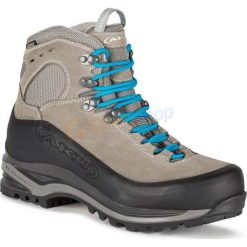 Buty trekkingowe damskie: Aku Buty trekkingowe Superalp GTX szare r. 37 (594-241-4)