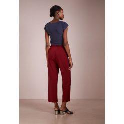 Spodnie dresowe damskie: Max Mara Leisure LEGGE Spodnie treningowe rosso