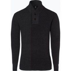 G-Star - Sweter męski – Dadin-B, szary. Szare swetry klasyczne męskie marki G-Star, l, z dzianiny. Za 449,95 zł.