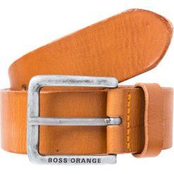Paski męskie: BOSS Orange JEEK Pasek brown