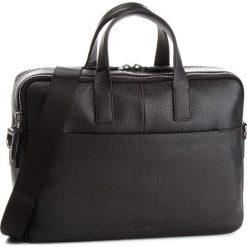 Torba na laptopa CALVIN KLEIN - Essential Leather 2 K50K503857 001. Czarne torby na laptopa Calvin Klein, ze skóry. Za 1299,00 zł.