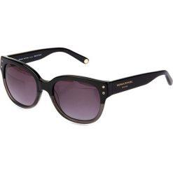 """Okulary przeciwsłoneczne damskie aviatory: Okulary przeciwsłoneczne """"SR773901"""" w kolorze czarnym"""