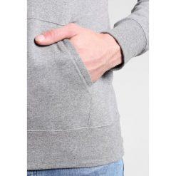 Bejsbolówki męskie: Loreak COCHE Bluza z kapturem heather grey