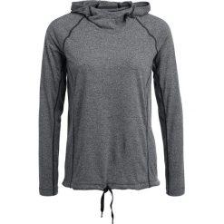 Under Armour THREADBORNE TRAIN TWIST Koszulka sportowa black. Czarne topy sportowe damskie marki Under Armour, xs, z materiału. W wyprzedaży za 137,40 zł.