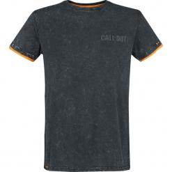 Call Of Duty Monkey Bomb T-Shirt szary. Szare t-shirty męskie z nadrukiem Call Of Duty, xxl, z dekoltem na plecach. Za 79,90 zł.