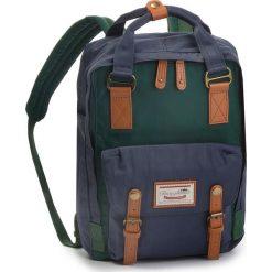 Plecak DOUGHNUT - D010-5065-F  Seaweed x Lake. Niebieskie plecaki męskie Doughnut, z materiału, sportowe. Za 349,00 zł.