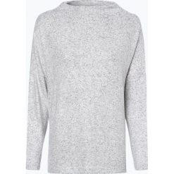 ONLY - Sweter damski – Kleo, szary. Czarne swetry klasyczne damskie marki ONLY, l, z materiału, z kapturem. Za 119,95 zł.