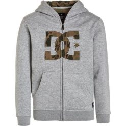 Bluzy chłopięce: DC Shoes HOOK UP Bluza rozpinana grey heather