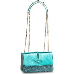 Torebka PATRIZIA PEPE - 2V5920/A3GH-XS65 Glam Azure Glitter. Czarne torebki klasyczne damskie marki Patrizia Pepe, ze skóry. W wyprzedaży za 579,00 zł.