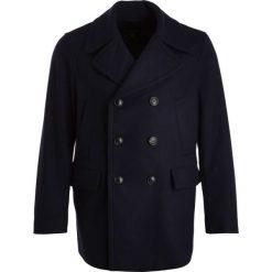 Płaszcze męskie: Banana Republic BLEND PEACOAT Płaszcz wełniany /Płaszcz klasyczny navy