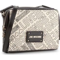 Torebka LOVE MOSCHINO - JC4042PP15LD100A  Nero. Brązowe torebki klasyczne damskie Love Moschino. W wyprzedaży za 479,00 zł.