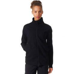 Adidas Bluza damska ZNE Light Covup czarna r.  S  (BR9466). Szare bluzy sportowe damskie marki Adidas, l, z dresówki, na jogę i pilates. Za 302,16 zł.