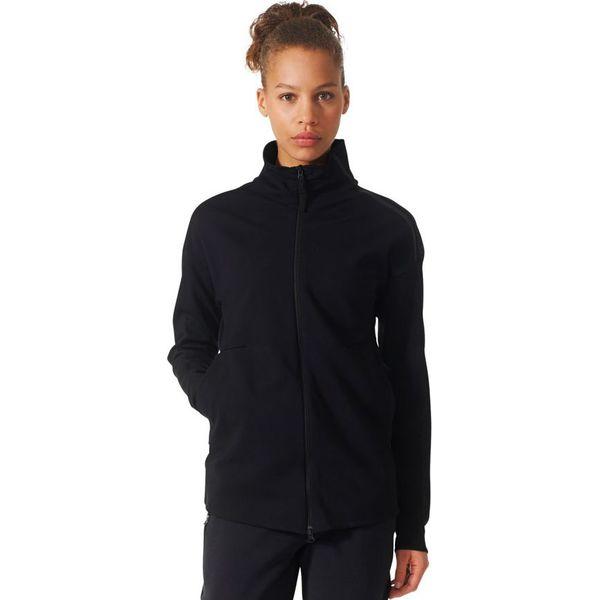 100% najwyższej jakości zasznurować gorąca sprzedaż online Adidas Bluza damska ZNE Light Covup czarna r. S (BR9466 ...