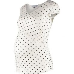 T-shirty damskie: Envie de Fraise FIONA Tshirt z nadrukiem off white/navy blue