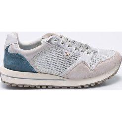 Wrangler - Buty Beyond. Szare buty sportowe damskie marki Wrangler, z gumy. W wyprzedaży za 199,90 zł.
