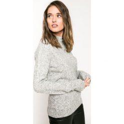 Medicine - Sweter Back to Nature. Szare swetry klasyczne damskie MEDICINE, l, z dzianiny. W wyprzedaży za 79,90 zł.