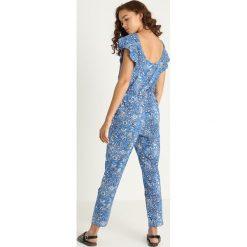 Leon & Harper OLIVIA INDIAN Kombinezon blue. Niebieskie kombinezony damskie Leon & Harper, s, z bawełny. W wyprzedaży za 506,35 zł.