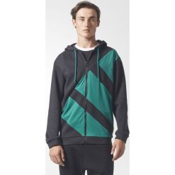 Bluza adidas EQT Full-Zip Hoodie (CV8969). Czarne bluzy męskie Adidas, m. Za 179,99 zł.