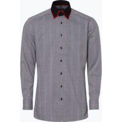 Finshley & Harding - Koszula męska, czarny. Czarne koszule męskie marki Finshley & Harding, w kratkę. Za 199,95 zł.