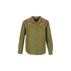 Koszule Betty London  HOKAI. Zielone koszule nocne i halki marki Betty London, l. Za 159,20 zł.