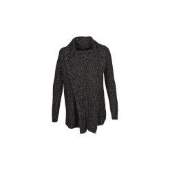 Swetry rozpinane / Kardigany Kookaï  ISABEL. Czarne kardigany damskie Kookai, m. Za 432,60 zł.