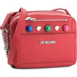 Torebka LOVE MOSCHINO - JC4302PP05KO0500 Rosso. Czerwone listonoszki damskie Love Moschino. W wyprzedaży za 519,00 zł.