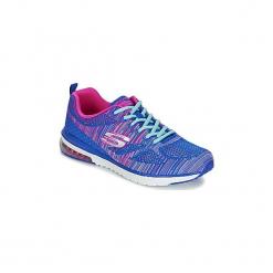 Buty Skechers  SKECH-AIR INFINITY. Czarne buty sportowe damskie marki Nike. Za 287,20 zł.