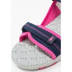 Sandały chłopięce: KangaROOS MUSER Sandały trekkingowe dark navy/magenta