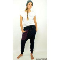 Spodnie dresowe damskie: Spodnie GranatOve damskie – baggy pants