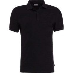 Koszulki polo: Emporio Armani Koszulka polo black