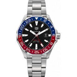 ZEGAREK TAG HEUER AQUARACER WAY201F.BA0927. Czarne zegarki męskie marki KALENJI, ze stali. Za 10890,00 zł.
