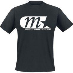 Millencolin Logo T-Shirt czarny. Czarne t-shirty męskie Millencolin, l. Za 74,90 zł.