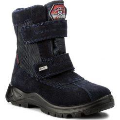 Buty zimowe chłopięce: Śniegowce NATURINO – Barents 0013001228.01.9101 Blue D