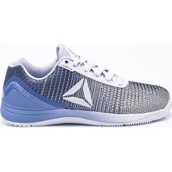 Reebok - Buty Crossfit Nano 7. Szare buty sportowe damskie Reebok, z materiału. W wyprzedaży za 329,90 zł.