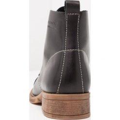 Botki damskie lity: Ten Points Ankle boot black
