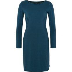 "Sukienki hiszpanki: Sukienka ""Zilla"" w kolorze morskim"