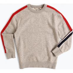 Review - Chłopięca bluza nierozpinana, szary. Szare bluzy chłopięce rozpinane marki Review, w paski. Za 119,95 zł.