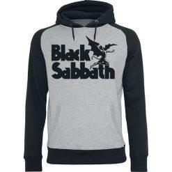 Black Sabbath Creature Bluza z kapturem szary/czarny. Czarne bluzy męskie rozpinane marki Black Sabbath, s, z kapturem. Za 184,90 zł.