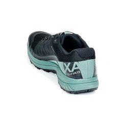 Buty do biegania Salomon  XA ELEVATE. Czarne buty do biegania męskie marki Salomon, z gore-texu, na sznurówki, gore-tex. Za 569,00 zł.