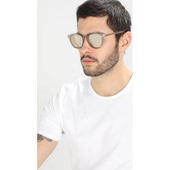 Le Specs BANDWAGON Okulary przeciwsłoneczne matte stone. Szare okulary przeciwsłoneczne damskie wayfarery Le Specs. Za 249,00 zł.