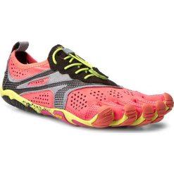 Buty VIBRAM FIVEFINGERS - V-Run 17W7004 Fiery Coral. Niebieskie buty do biegania damskie marki Salomon, z gore-texu, na sznurówki, gore-tex. W wyprzedaży za 479,00 zł.