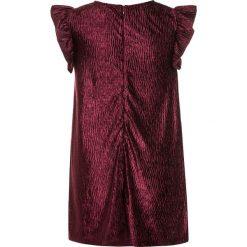 Sukienki dziewczęce z falbanami: OVS DRESS WITH RUFFLES Sukienka koktajlowa red