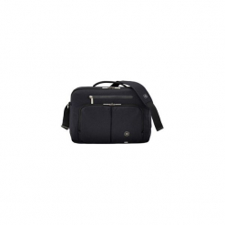"""Torba na laptopa Wenger CityStream 16"""", czarna 602820. Czarne torby na laptopa marki Wenger. Za 275,14 zł."""