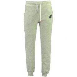 Stone Goose Spodnie Dresowe Męskie Montclean S Szary. Szare spodnie dresowe męskie Stone Goose, z dresówki. W wyprzedaży za 149,00 zł.