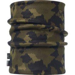 Szaliki męskie: Buff Komin Reversible Polar Neckwarmer Buff® Hunter Military kolor zielony, dla dorosłych (BUF115321.846.10.00)